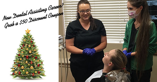 dental assistant christmas